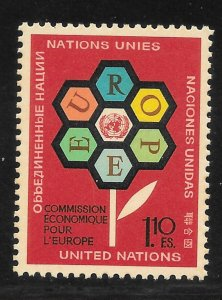 United Nations Mint Never Hinged  [9420]