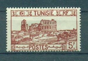 Tunisia sc# 110 mh cat value $1.25