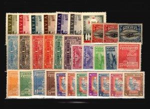 Bolivia 32 Mint, some faults - C1902