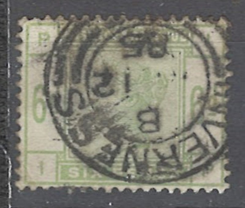 COLLECTION LOT # 2243 GREAT BRITAIN #105 1880 CV=$240