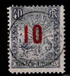 Madagascar Scott 122 Used stamp