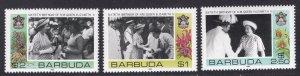 BARBUDA SCOTT 779-781