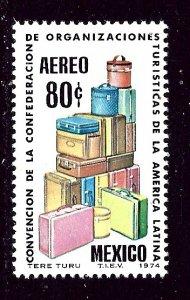 Mexico C426 MNH 1974 Tourism    (ap5361)