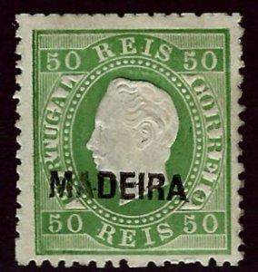 Portuguese Madeira SC#24 Mint Fine SCV$67.50...Worth a close look!