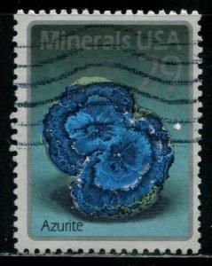 2700 US 29c Minerals, used