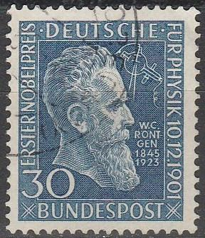 Germany #686 F-VF Used CV $16.00  (S319)