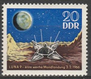DDR #819 MNH  (S9620)