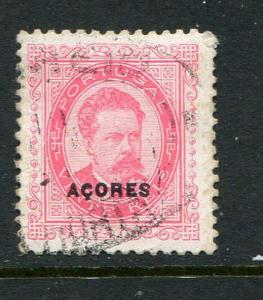 Azores #49 used