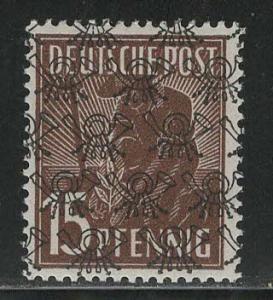 Germany AM Post Scott # 622, mint nh