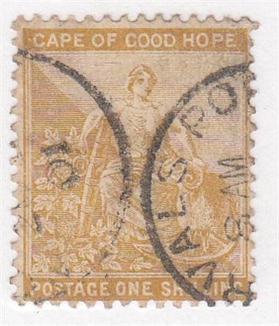 Cape of Good Hope, Scott # 19 (not 19a), Used