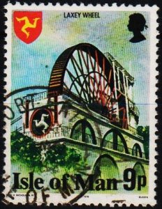 Isle of Man. 1978 9p S.G.116 Fine Used