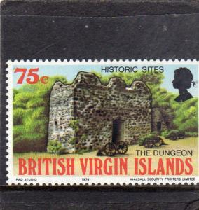 Virgin Island  The Scenery MNH