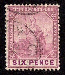 Trinidad Scott 97 Used.
