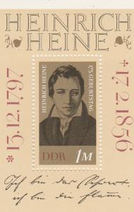 DDR #1423  MNH (K743)