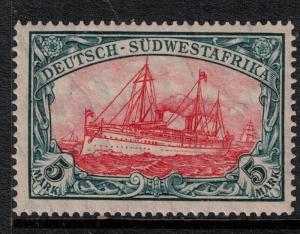 German South West Africa 1912 SC 34 MNH SCV $125.00