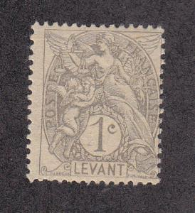 French Offices in Turkey Scott# 21 MNH