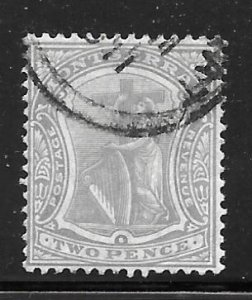 Montserrat 33: 2d Symbol of the Colony, used, F