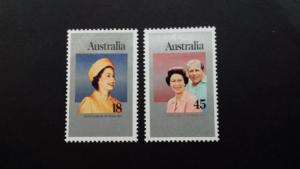 Australia 1977 The 25th Anniversary of the Reign of Queen Elizabeth II Mint