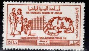 Jordan Scott 376 MH* stamp