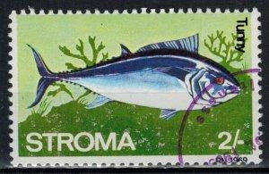 Scotland - Stroma - Fish - Tunny