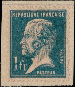 FRANCE Yv.179 1fr Pasteur Surch. COLONIAS Spécimen UPU (Col. Portugaise de Goa)