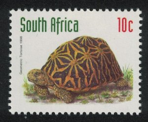 South Africa Geometric Tortoise issue 1998 SG#1013