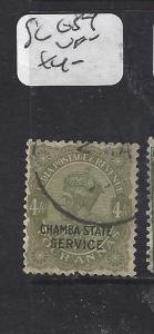 INDIA  CHAMBA   (PP0707B)  KGV   SG  O54   VFU