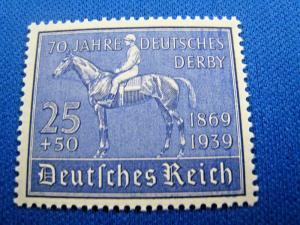 GERMANY - SCOTT # B144  -   MLH      (kb)
