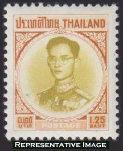 Thailand Scott 404A Unused lightly hinged.