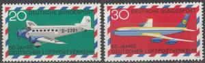 Germany #993-4 MNH (S9059)