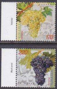 Armenia Sc #688-689 MNH