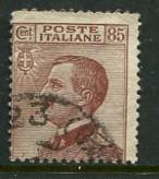 Italy #110 Used