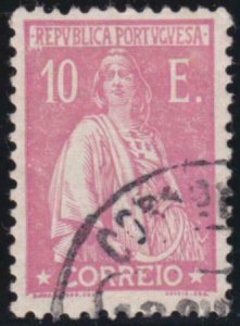 Portugal 1921 SC 298T Used