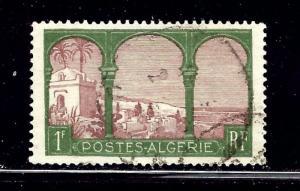Algeria 58 Used 1926 issue
