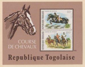 Togo Scott #C233a Stamps - Mint NH Souvenir Sheet