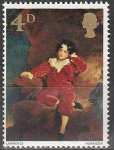 Great Britain #514 MNH  (S4506)