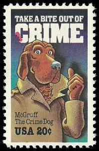 PCBstamps  US #2102  20c Crime Prevention, 1984, MNH, (3)