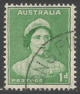 AUSTRALIA 180 VFU 1135F-2