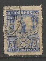 MEXICO 261 VFU Z3365-4