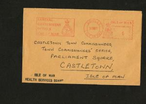 Cower Isle of Man 1977y.