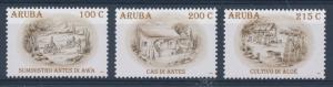 [AR414] Aruba 2008 Aruba in the Past MNH