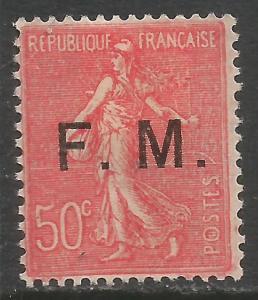 FRANCE M6 MNG 797G-2