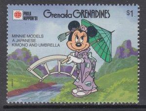 Grenada Grenadines 1313 Disney's MNH VF
