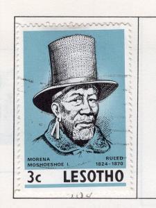 Lesotho USED H Scott Cat. # 183
