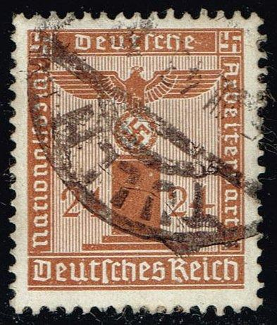 Germany #S20 Franchise Stamp; Used (30.00)