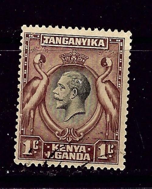 Kenya UT 46 Used 1935 issue