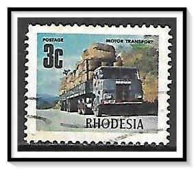 Rhodesia #278 Motor Transport Used