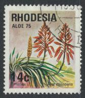 Rhodesia SG 518  SC# 356  Used Succulent Congress see details