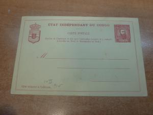 Belgian Congo 10c PSC 10 III Unused (11bee)