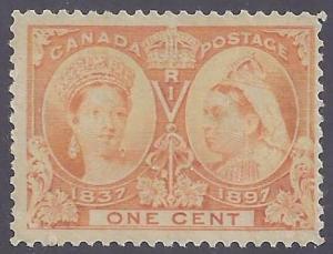 Canada Scott #51 Mint